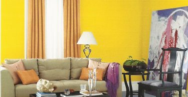 yellow-orange-living-room