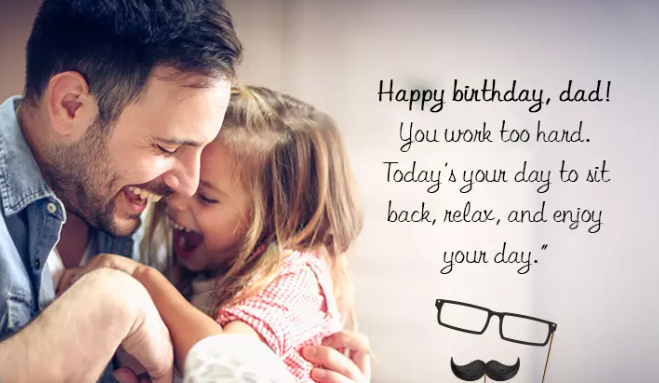 Birthday Wishes For Dad : Happy Birthday Father Messages