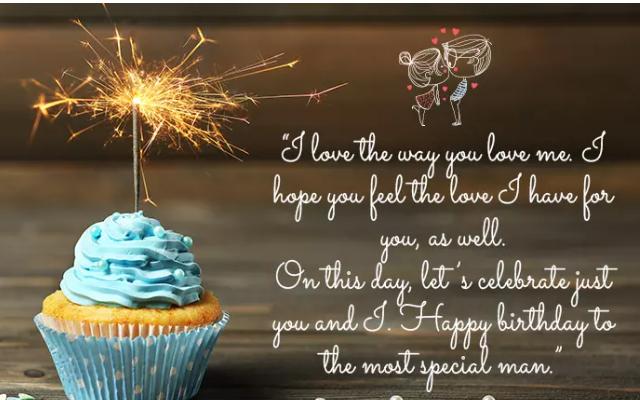 happy Birthday wishes for hsuband