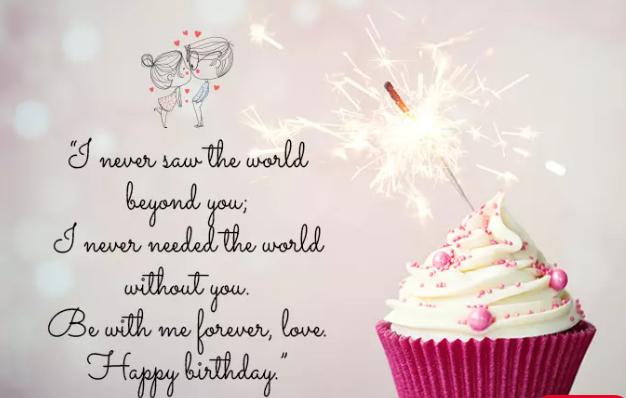 birthday wishes to husband