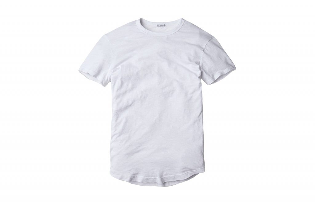 White T-shirt For Men
