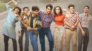 Chhichhore cast Sushant Sigh Rajput & Shraddha Kapoor in main leads.