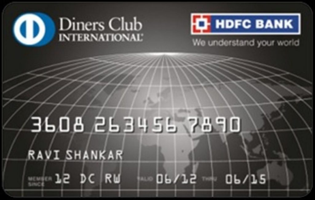HDFC Bank Diners Club Card