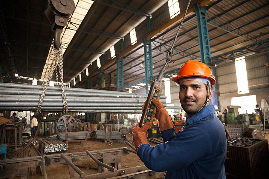 medium business, economy, factories