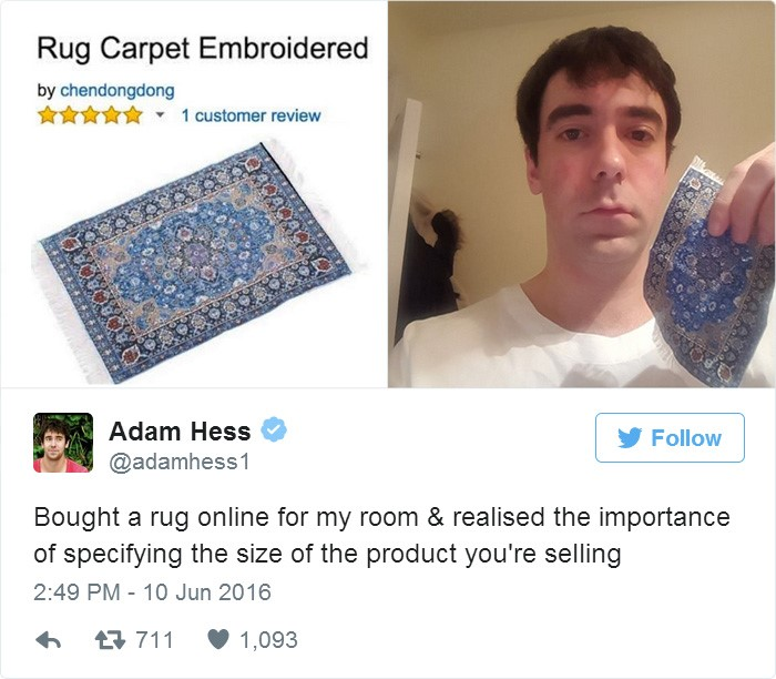 online shopping, funny, rug