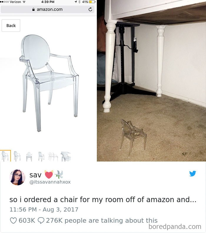 online shopping, funny, chair, small, table, oops