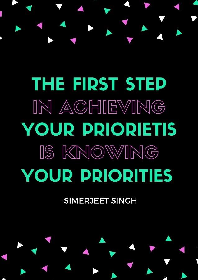 quote, achievement, priority, motivation