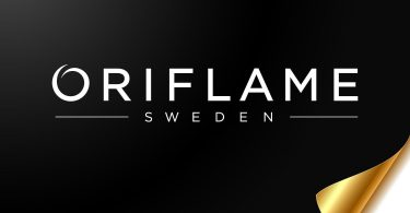 the logo of Oriflamr
