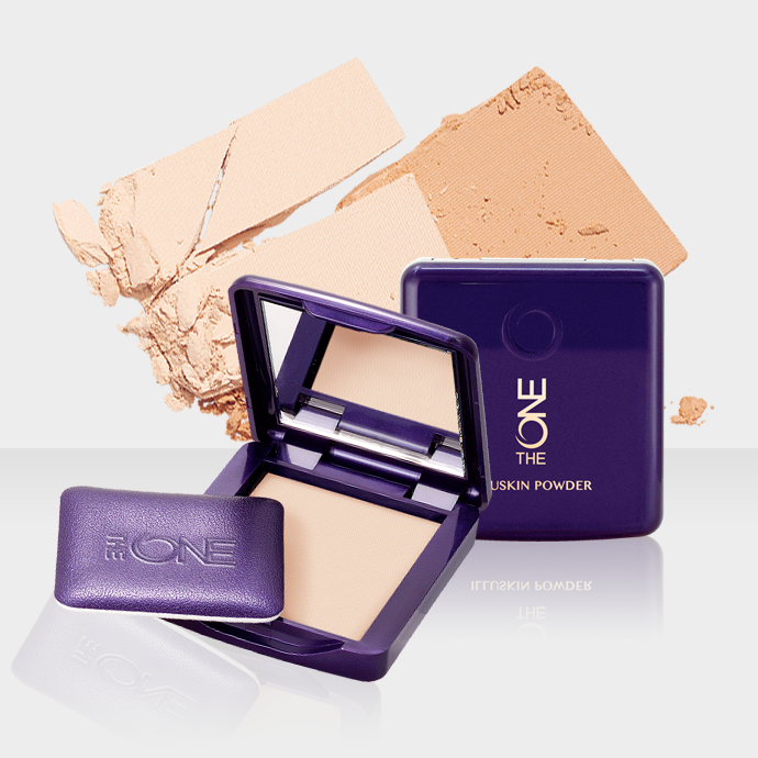Ultra Thin Face Powder from The One Range