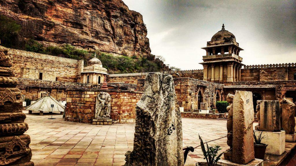 Gwalior Fort @Gwalior_Tourism
