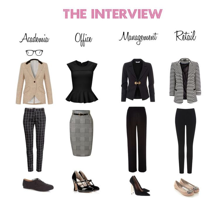 Dresses for job interview