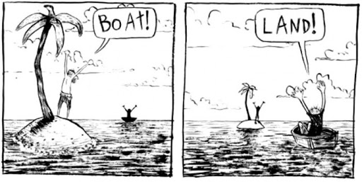 LIFE- IT'S ALL ABOUT PERSPECTIVE