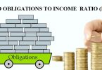 fixed obligation to income ratio- foir