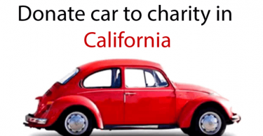 WHY SHOULD YOU DONATE CAR TO CHARITY CALIFORNIA